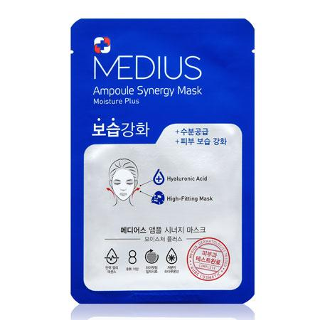 Medius Ampoule Synergy Mask Moisture Plus 25mL