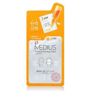 Medius 2 Step Ampoule Synergy Mask Lifting Plus 33mL