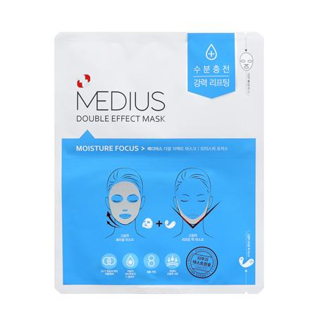 Medius Double Effect Mask Moisture Focus