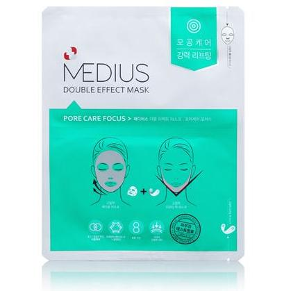 Medius Double Effect Mask Pore care Focus