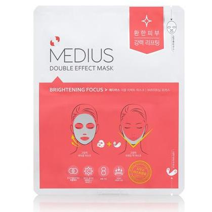 Medius Double Effect Mask Brightening Focus