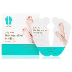 Holika Holika foot peeling mask