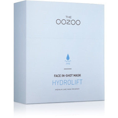THE OOZOO Face in-shot mask 2.0 Hydro lift