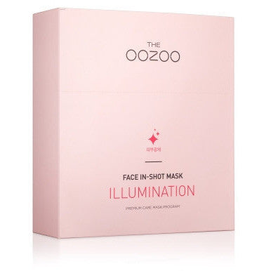 THE OOZOO Face in-shot mask 2.0 Illumination