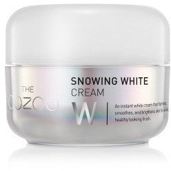 THE OOZOO Snowing white cream