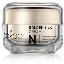 THE OOZOO Golden silk cream