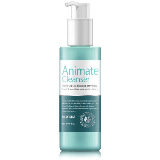 MILKY DRESS Animate Cleanser(180Ml)
