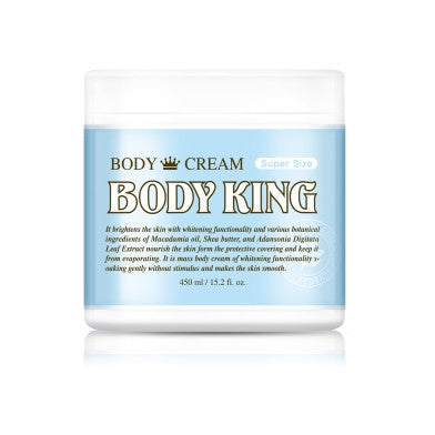 MILKY DRESS Body King(450Ml)