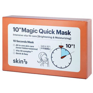 magic facial mask