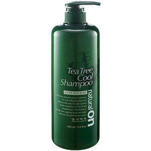 Doori Natural Tea Tree Cool Shampoo 1000ml