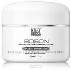 MILKY DRESS Boson Balancing Moisture Cream