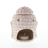 Peaceful Buddha Oil Warmer - Distinctive Merchandise
