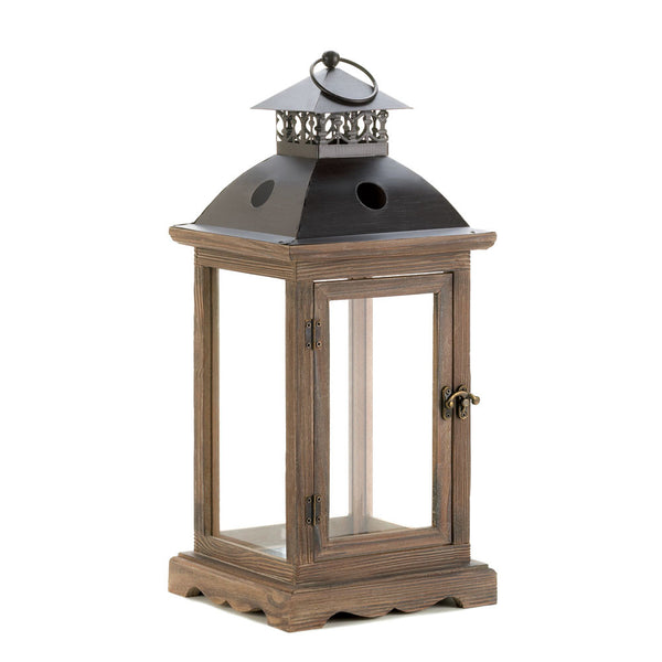 LARGE MONTICELLO CANDLE LANTERN - Distinctive Merchandise
