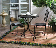 Patio Bistro Set - Distinctive Merchandise