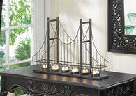 Golden Gate Candleholder - Distinctive Merchandise