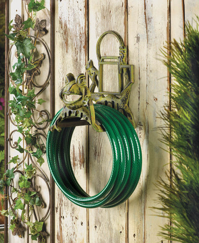 Frolicking Frog Hose Organizer - Distinctive Merchandise