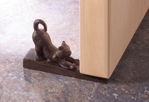 Cat Door Stopper - Distinctive Merchandise