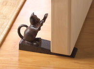 CAT SCRATCHING DOOR STOPPER - Distinctive Merchandise