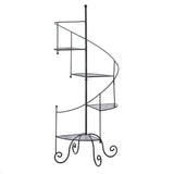 Spiral Showcase Plant Stand - Distinctive Merchandise