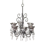 Midnight Blooms Chandelier - Distinctive Merchandise