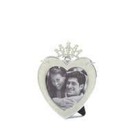 Crown Heart Frame 3x3 - Distinctive Merchandise