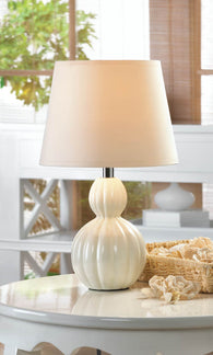 Charlotte Table Lamp - Distinctive Merchandise