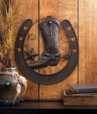 Boot Wall Décor - Distinctive Merchandise