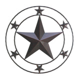 Texas Star Wall Décor - Distinctive Merchandise