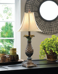 Pineapple Table Lamp - Distinctive Merchandise