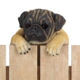 "CLIMBING PUG ""DAISY"" DÉCOR - Distinctive Merchandise"