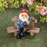 Dreaming And Wishing Gnome - Distinctive Merchandise