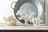 Large White Coral Tabletop Décor - Distinctive Merchandise