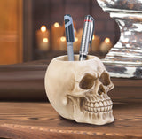 Skull Pen Holder - Distinctive Merchandise