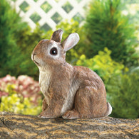 Garden Sitting Bunny Statue - Distinctive Merchandise