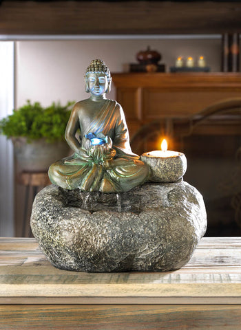 Buddha Tabletop Fountain
