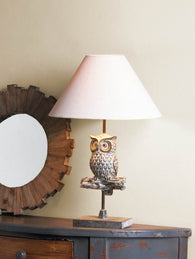 Owl Lamp - Distinctive Merchandise