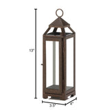 Small Copper Lantern - Distinctive Merchandise