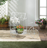 Vintage Bicycle Plant House - Distinctive Merchandise