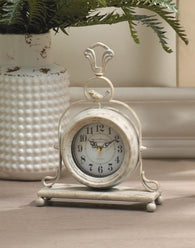 Vintage Tabletop Clock - Distinctive Merchandise