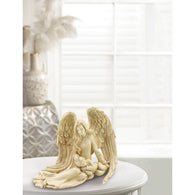 Angel And Child Figurine - Distinctive Merchandise