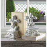 Fleur-De-Lis Bookends - Distinctive Merchandise
