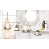 Prism Hanging Plant Holder - Distinctive Merchandise