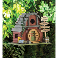 Vintage Winery Birdhouse - Distinctive Merchandise
