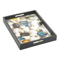 Butterfly Serving Tray - Distinctive Merchandise