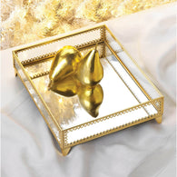 Gold Motif Jewelry Tray - Distinctive Merchandise
