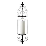 Fleur-De-Lis Wall Sconce - Distinctive Merchandise