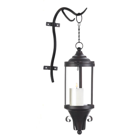 Open Top Hanging Lamp - Distinctive Merchandise