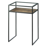 Industrial Style Table - Distinctive Merchandise