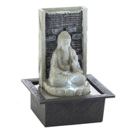 Buddha Cascading Tabletop Fountain - Distinctive Merchandise