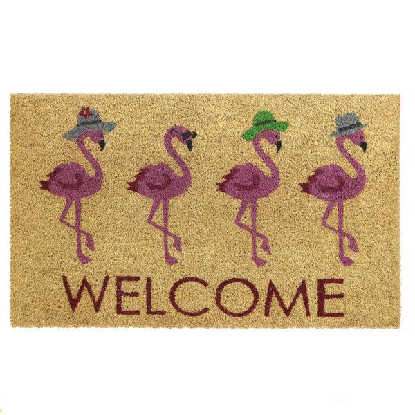 Flamingo In-style Doormat - Distinctive Merchandise